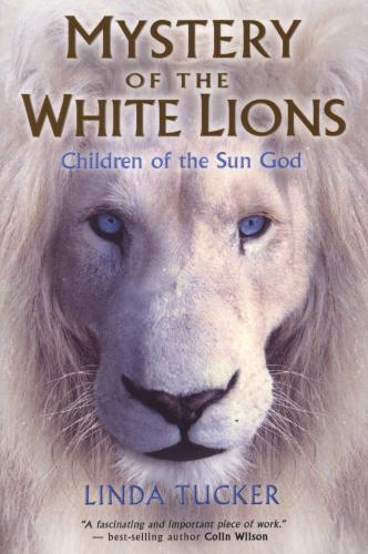 Mystery of the White Lions: Paperback