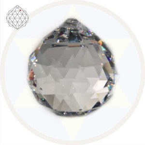 Strass Crystal Sphere 50mm