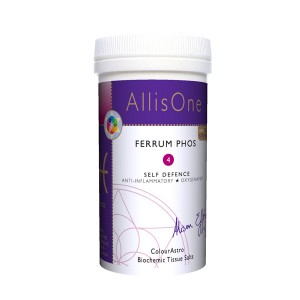 AllisOne Ferrum Phos Tissue Salts 180s