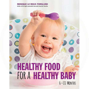 Healthy Food for a Healthy Baby Book