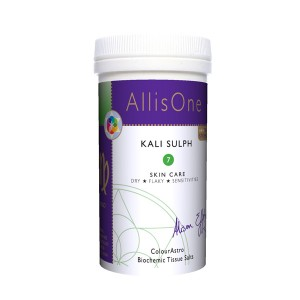 AllisOne Kali Sulph Tissue Salts 180s