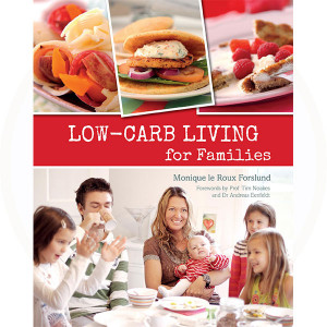 Low-Carb Living for Families Book