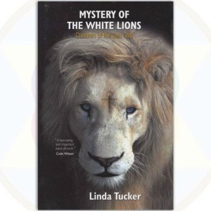 Mystery of the White Lions hardback