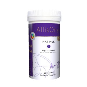 AllisOne Nat Mur Tissue Salts 180s