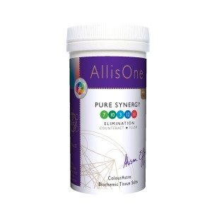 AllisOne Pure Detox Synergy Tissue Salts 180s
