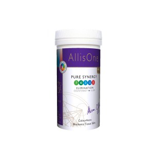AllisOne Pure Detox Synergy Tissue Salts 60s