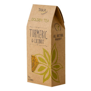 Golden Tea with Turmeric & Coconut by Taka Health