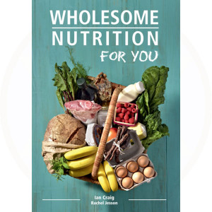 Wholesome Nutrition For You Book