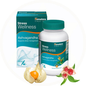 Himalaya Herbal Healthcare Ashvagandha