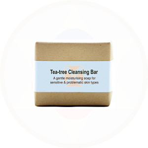 Kalyan Tea Tree Natural  Handcrafted Cleansing Bar